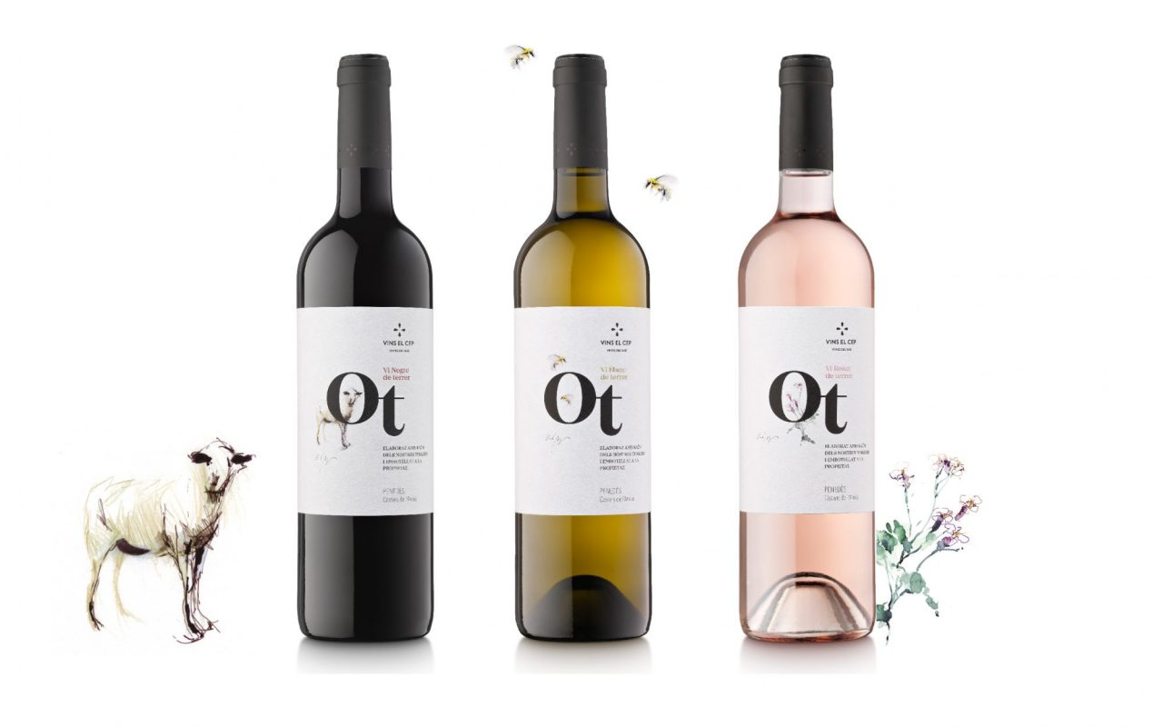 diseño packaging vino