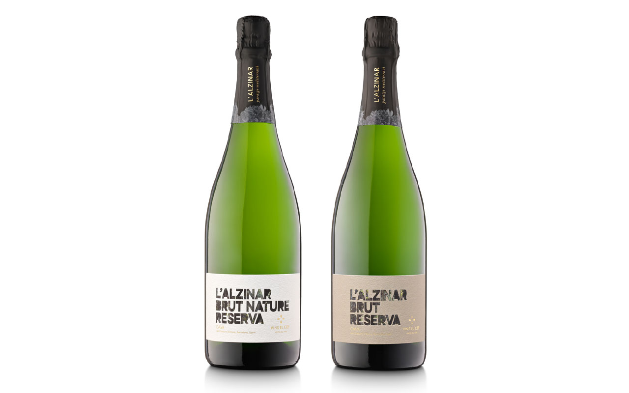 Packaging Cava L'Alzinar