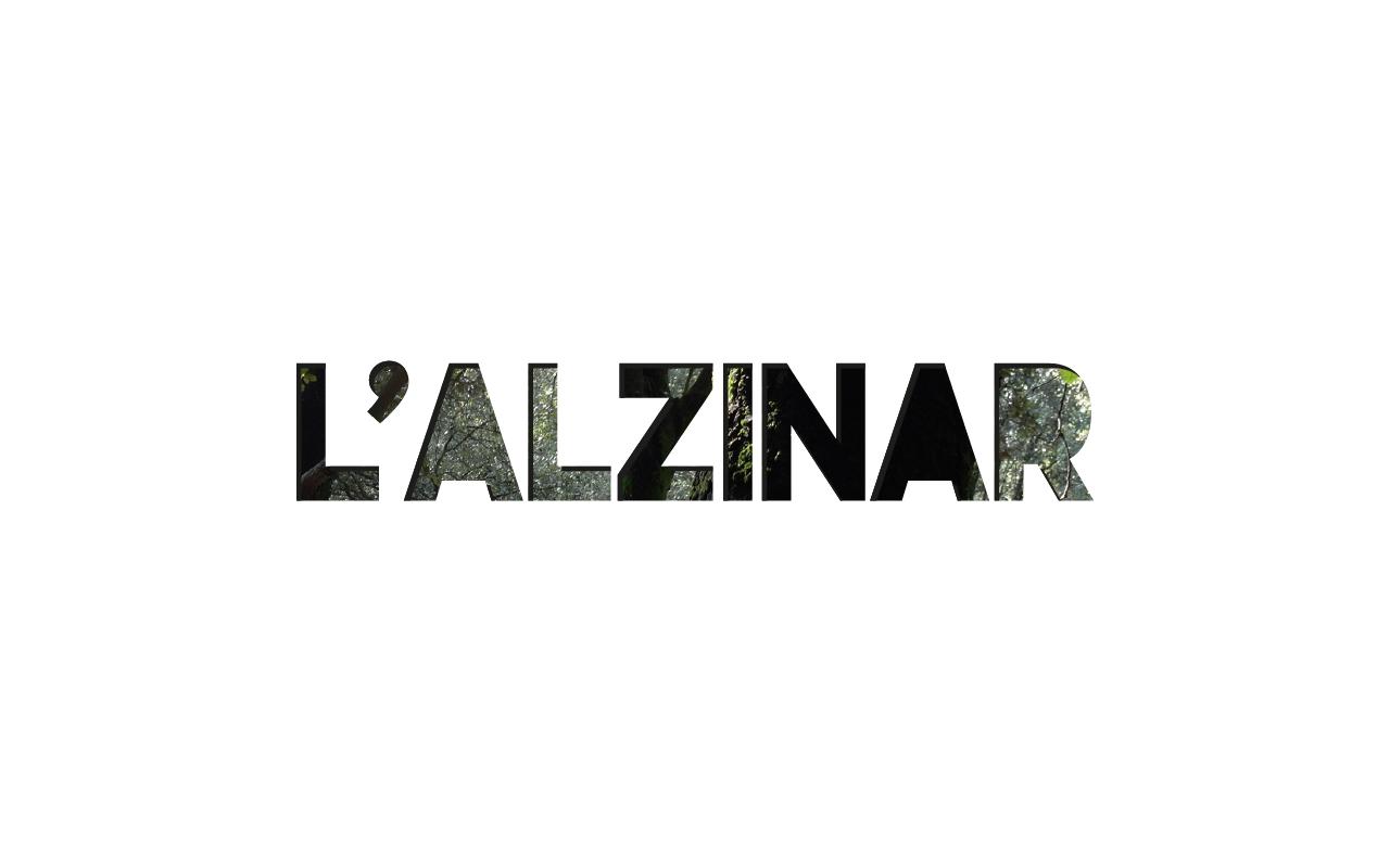 Logotipo L'Alzinar