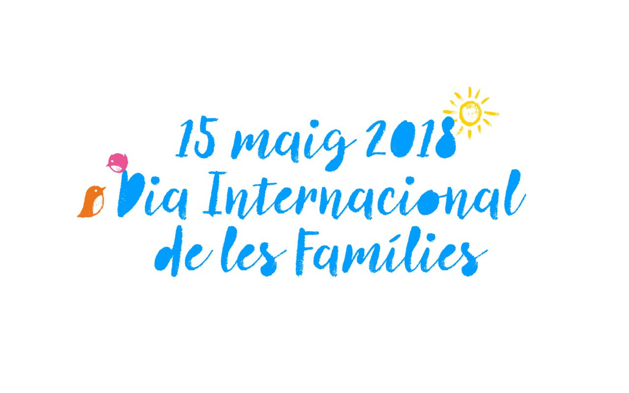 DISEÑO CAMPAÑA DIA INTERNACIONAL DE LAS FAMILIAS